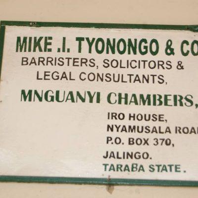 Mike Tiyonongo