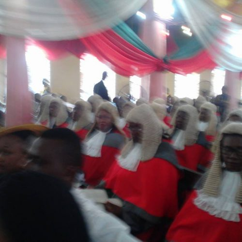 Church Service in Honour of Justice Idahosa 5