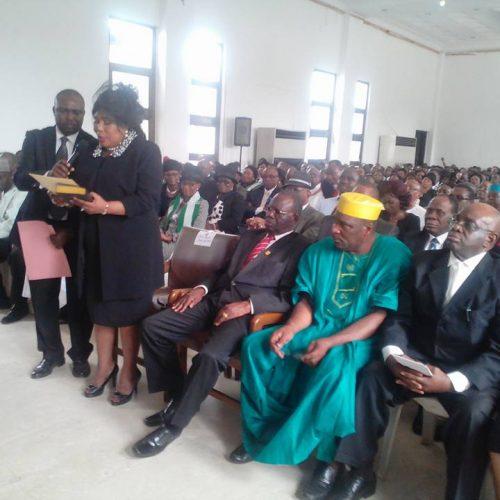New CJ Edo State 9