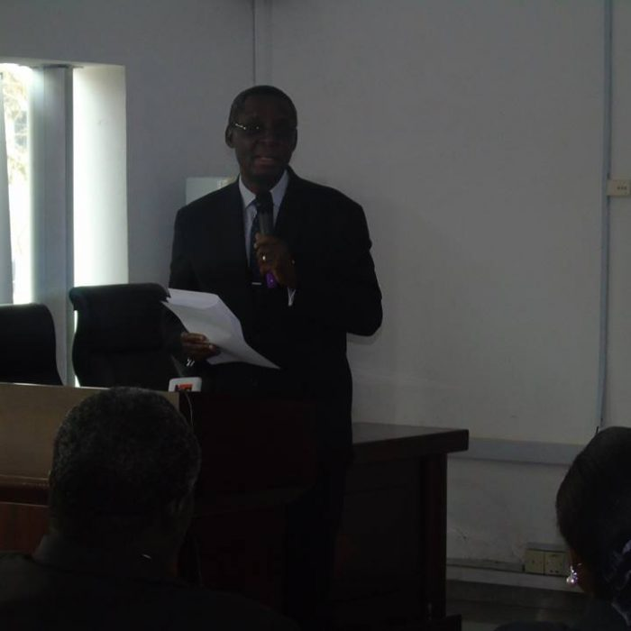 DG of the NLs Onadeko SAN at National Institute for Legislative Studies