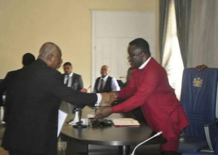 Swearing in of New Acting CJ Cross River State6