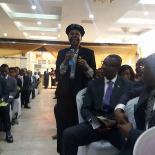 Town Hall Meeting on the State of Legal Profession in Nigeria10