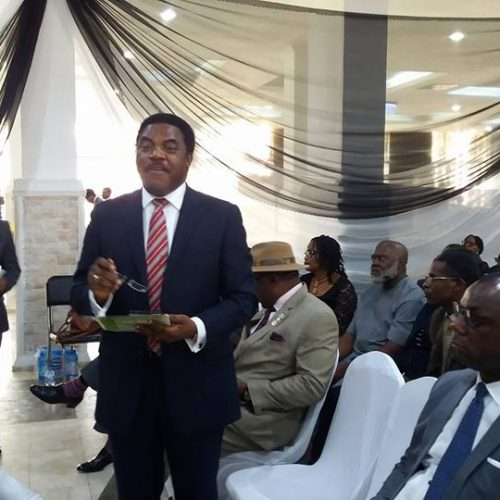 Town Hall Meeting on the State of Legal Profession in Nigeria12