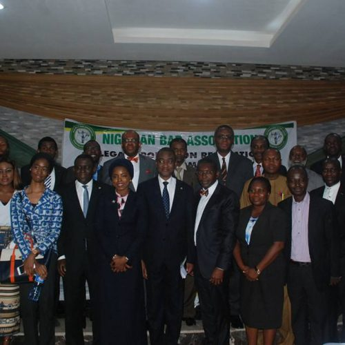 Town Hall Meeting on the State of Legal Profession in Nigeria14