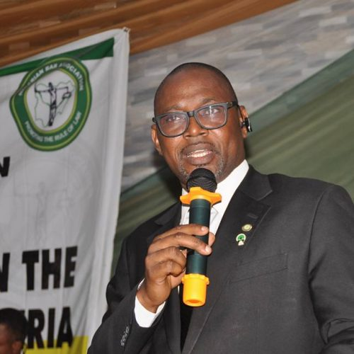 Town Hall Meeting on the State of Legal Profession in Nigeria#7