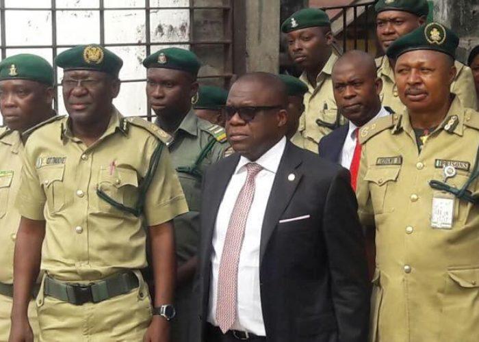 AG Lagos Fact Finding Visit to Kirikiri Prison3