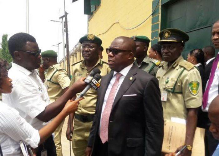 AG Lagos Fact Finding Visit to Kirikiri Prison4