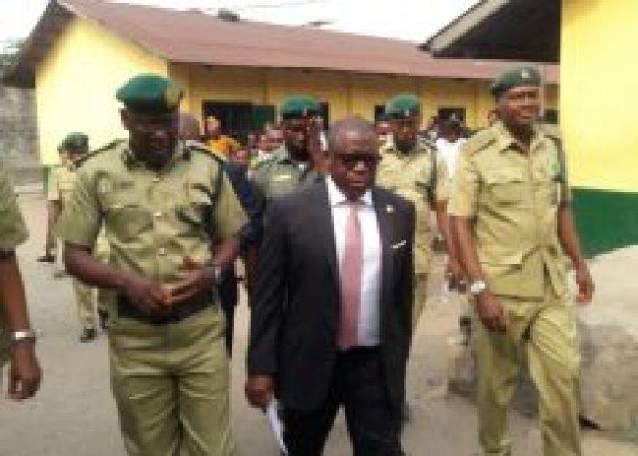 AG Lagos Fact Finding Visit to Kirikiri Prison5