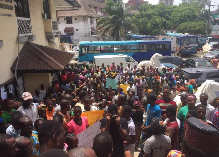 Displaced Otodogbame Community in Court1