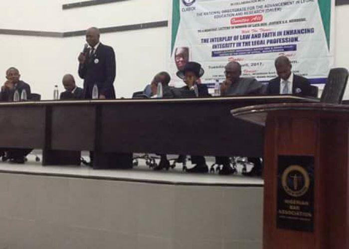 Memorial Lecture in honour of Justice Elizabeth Kinda Mebere2