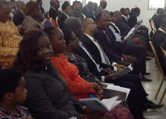 Memorial Lecture in honour of Justice Elizabeth Kinda Mebere8