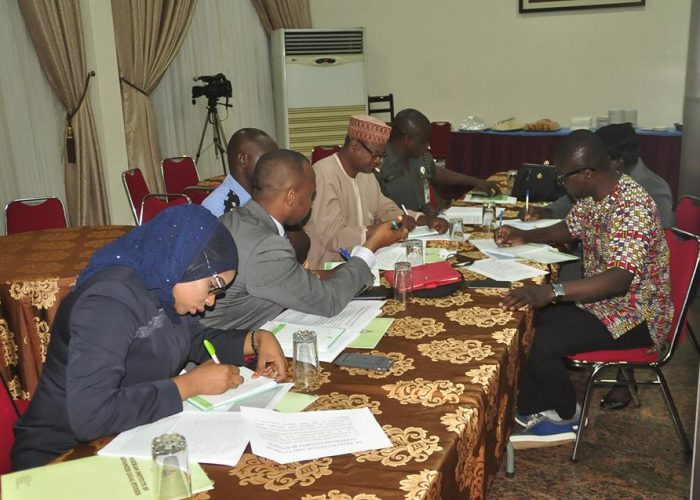 NIALS four day train the trainers course On Deradicalisation3