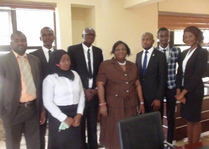 NSUK Law Clinicians @ Legal Aids Counsel2