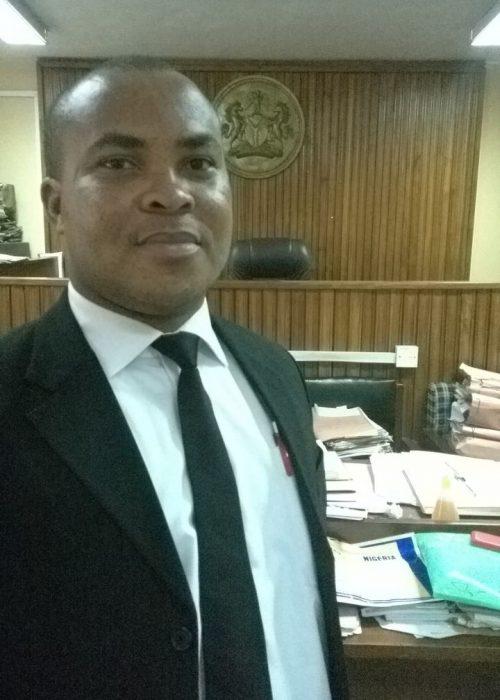 Rev. Fr. Stan Nnakenyi