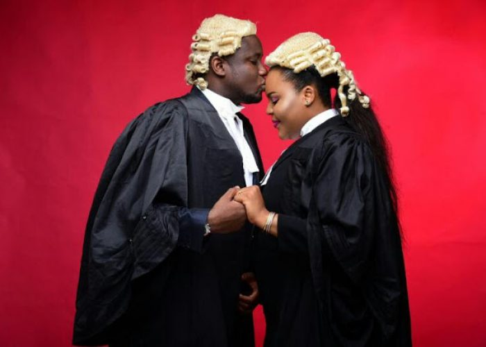 Togther in life and in law