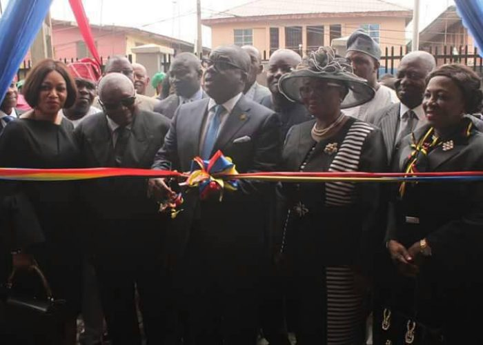 Commissioning of Court House1