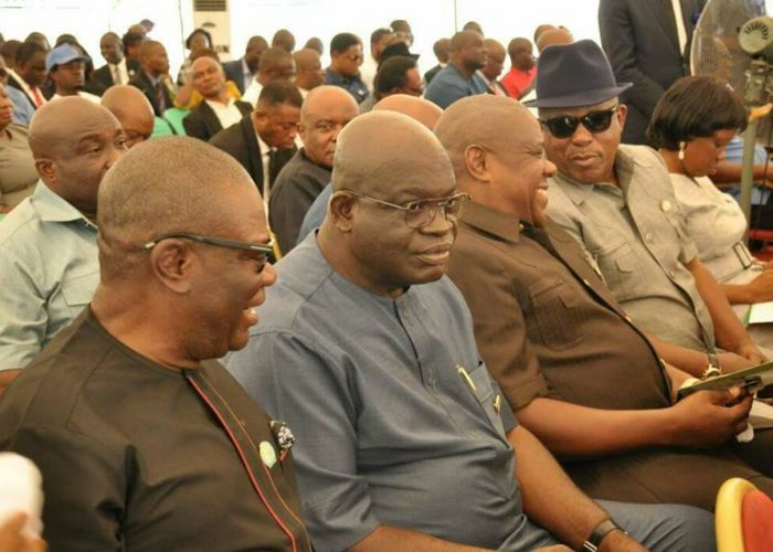 Commissioning of Rivers Federal High Court10