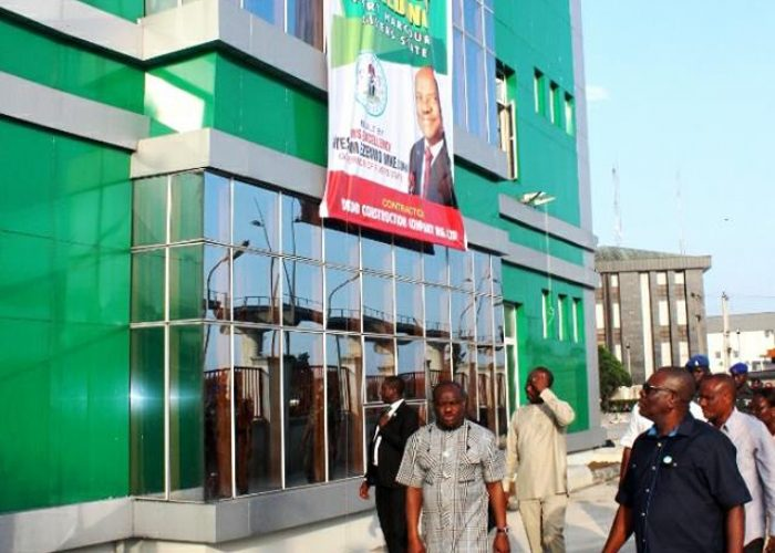 Commissioning of Rivers Federal High Court14