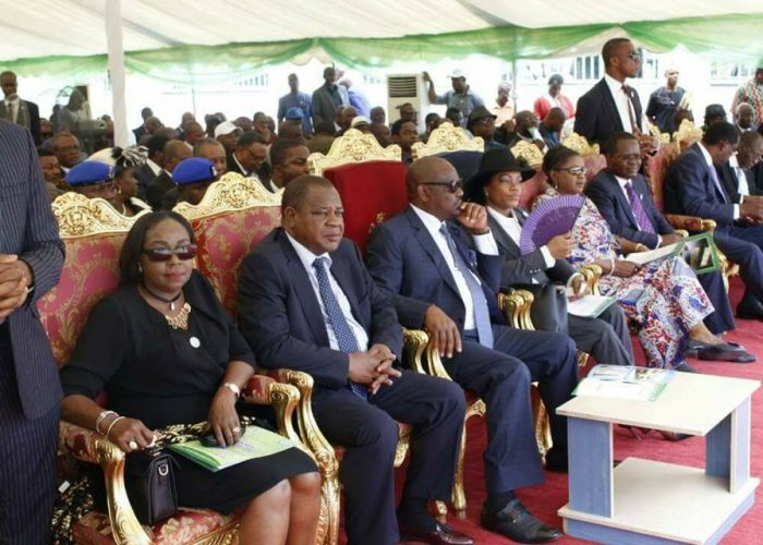 Commissioning of Rivers Federal High Court3