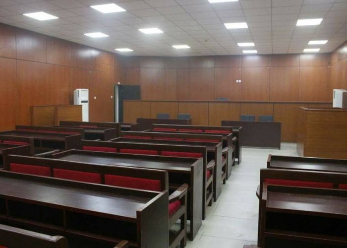 Commissioning of Rivers Federal High Court4