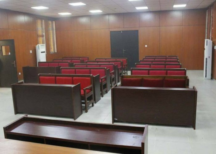 Commissioning of Rivers Federal High Court7