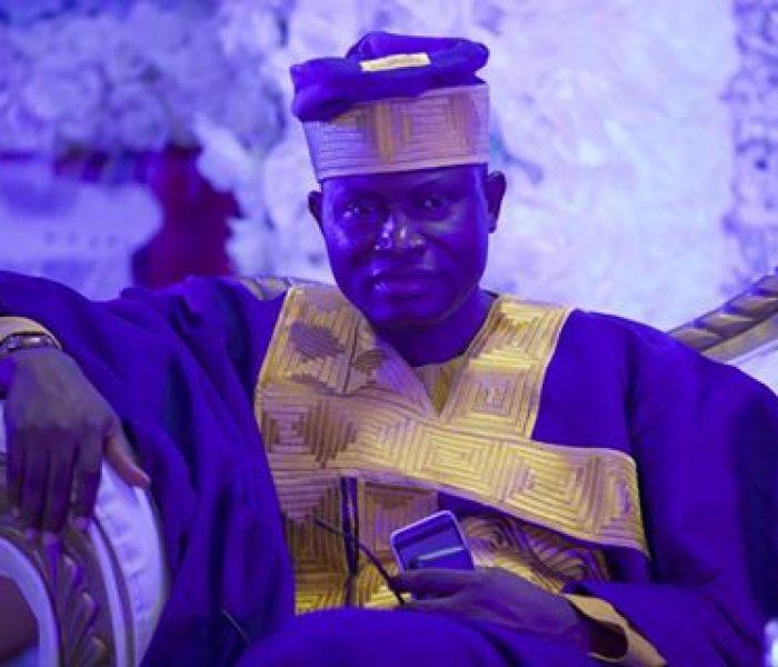 Jiti Ogunleye @50