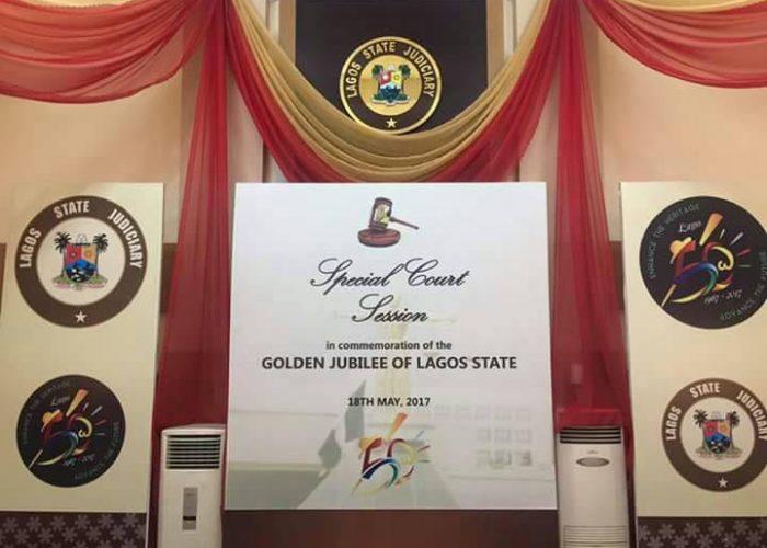 Lagos @50 Judicial Session1