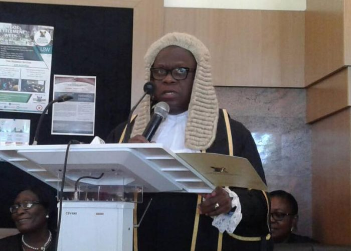 Lagos @50 Judicial Session2