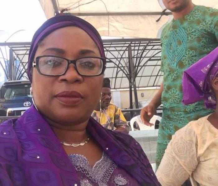 Mrs Taiwo Kadiri Retires6