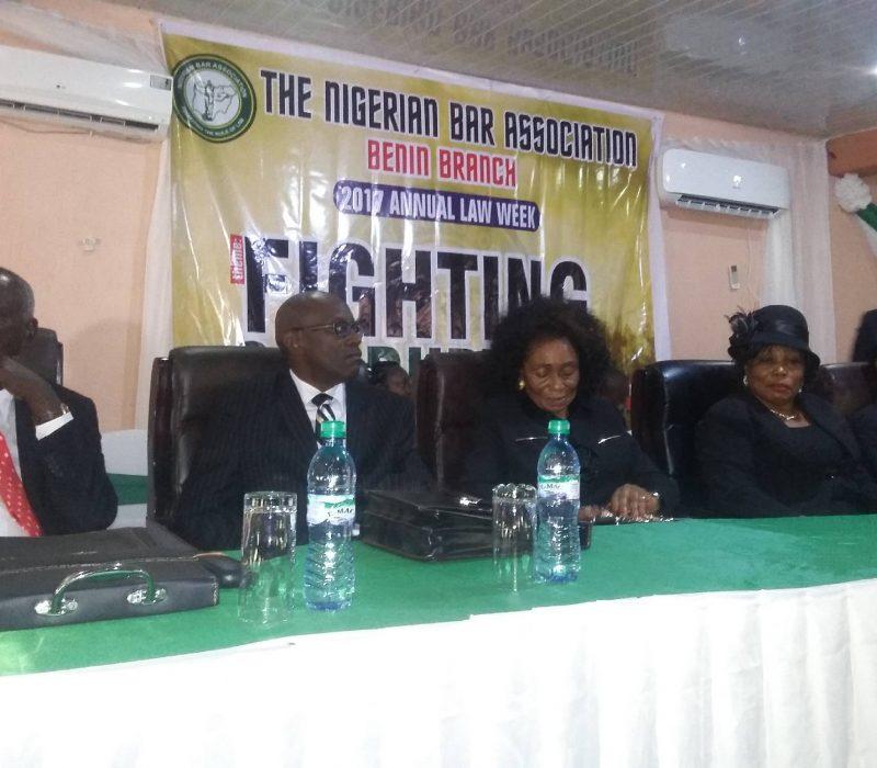 NBA Benin Law Week#5