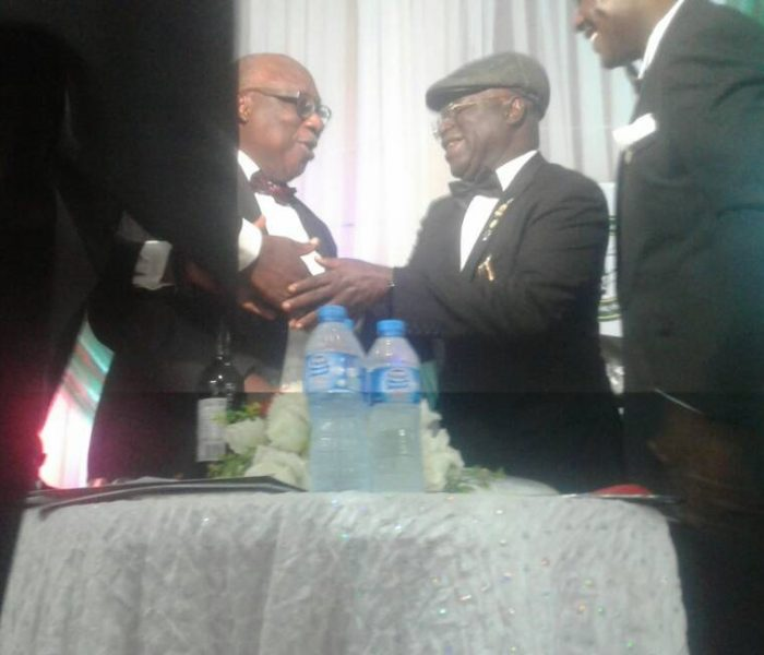 Conferrment of LifeTime Achievement Award to Hon Justice Adejumo10