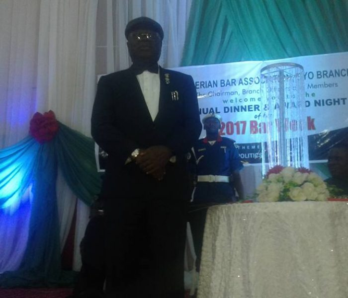 Conferrment of LifeTime Achievement Award to Hon Justice Adejumo4