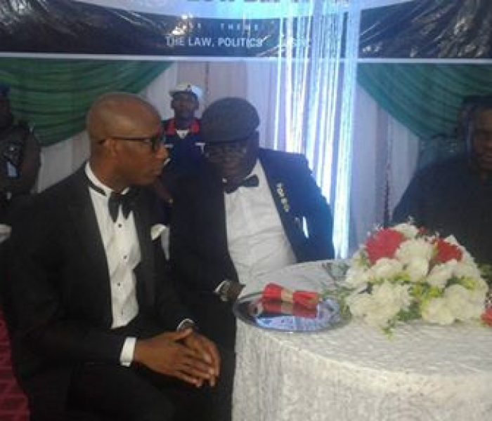 Conferrment of LifeTime Achievement Award to Hon Justice Adejumo5