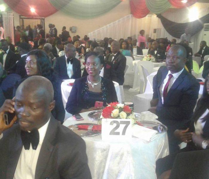 Conferrment of LifeTime Achievement Award to Hon Justice Adejumo6
