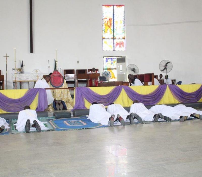Denyon's Ordination as an Anglican Priest21
