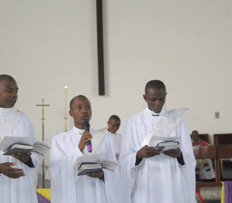 Denyon's Ordination as an Anglican Priest26