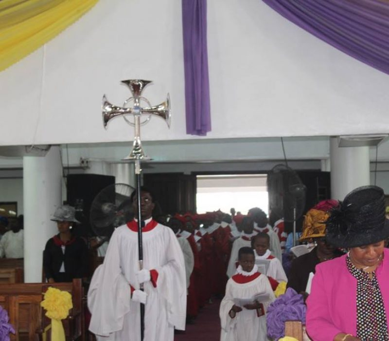Denyon's Ordination as an Anglican Priest32