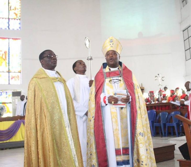 Denyon's Ordination as an Anglican Priest5