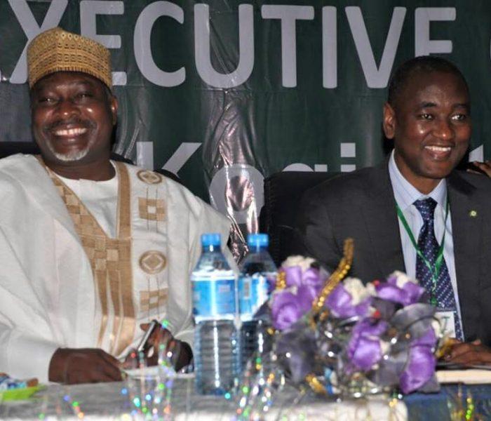 Deputy Governor and AB Mahmoud SAN