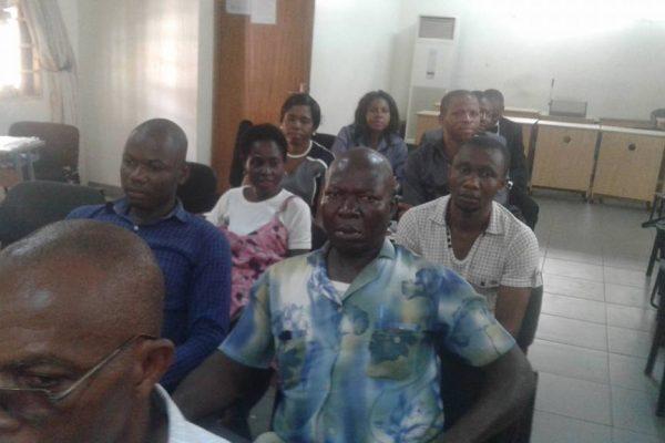 NICN Enugu Capacity Workshop