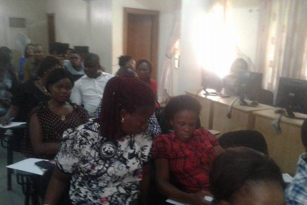 NICN Enugu Capacity Workshop1