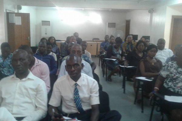 NICN Enugu Capacity Workshop2