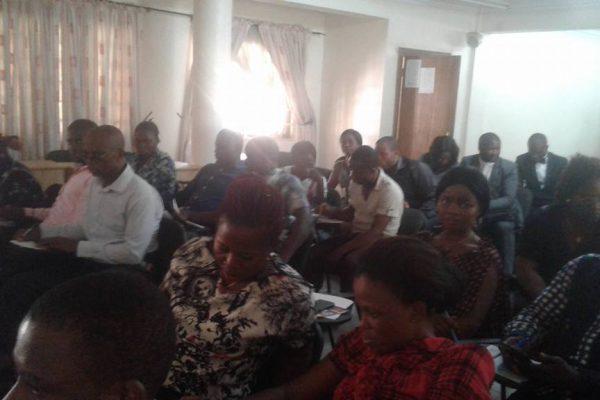NICN Enugu Capacity Workshop3
