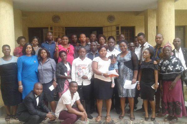 NICN Enugu Capacity Workshop4