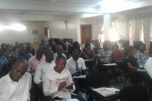 NICN Enugu Capacity Workshop6