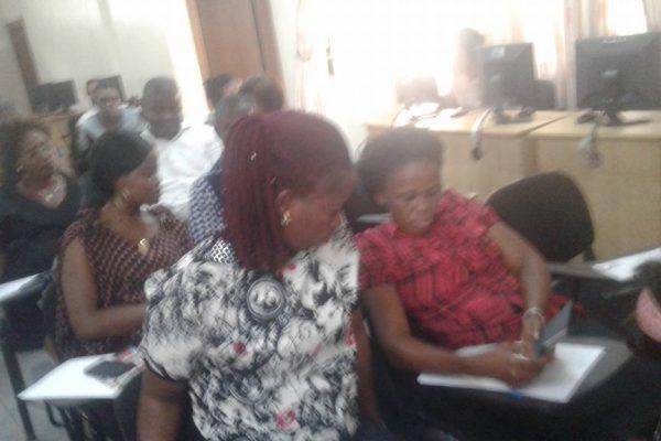 NICN Enugu Capacity Workshop7