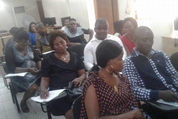 NICN Enugu Capacity Workshop9