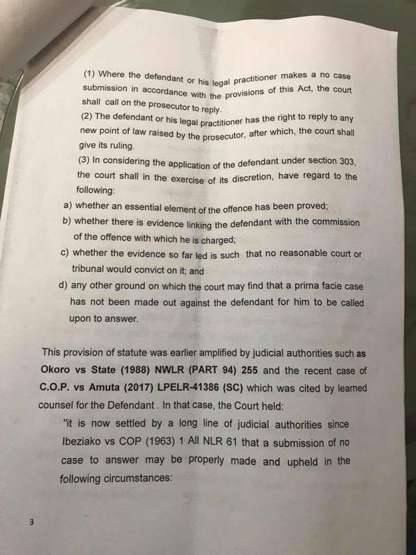 Saraki Judgment Page3