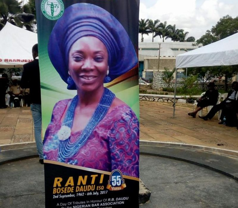 A day of Tribute to Late Ranti Daudu14