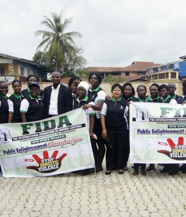 FIDA Oyo Law Week13
